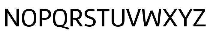 Marine Oblicua Font UPPERCASE
