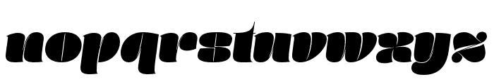 Marshmallow Script Font LOWERCASE