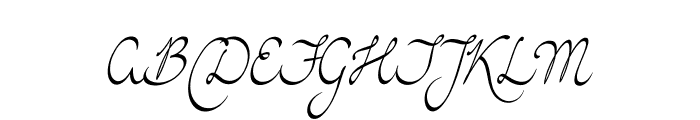 Maryam Regular Font UPPERCASE