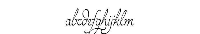 Maryam Regular Font LOWERCASE