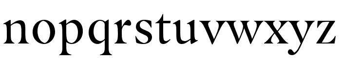 Masqualero Stencil Regular Font LOWERCASE