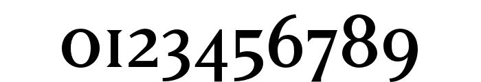 Matrix II Ext OT Narrow Font OTHER CHARS