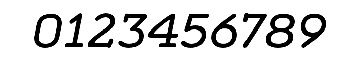 Maxular Italic Font OTHER CHARS