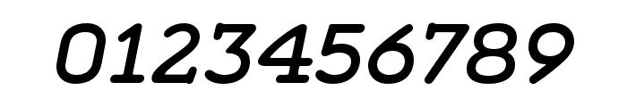 Maxular Medium Italic Font OTHER CHARS