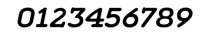 Maxular SemiBold Italic Font OTHER CHARS