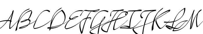 Mayence Premium Regular Font UPPERCASE