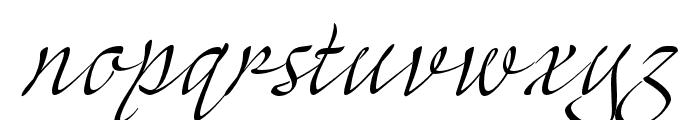 Mayence Premium Regular Font LOWERCASE