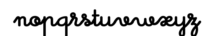 Memimas Pro Black Font LOWERCASE