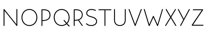 Memimas Pro Medium Font UPPERCASE