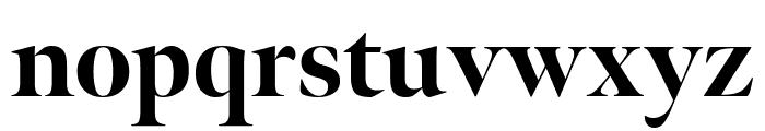 Meno Banner Black Font LOWERCASE