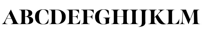 Meno Banner Extra Condensed Black Font UPPERCASE