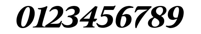 Meno Display Condensed Black Italic Font OTHER CHARS