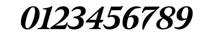 Meno Display Extra Bold Italic Font OTHER CHARS