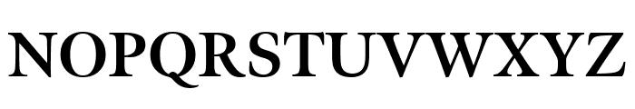 Meno Display Extra Condensed Bold Font UPPERCASE
