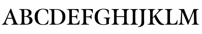 Meno Display Extra Condensed Semi Bold Font UPPERCASE