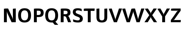 Mentone Bold Font UPPERCASE