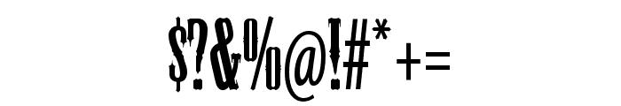 Mesquite Std Medium Font OTHER CHARS