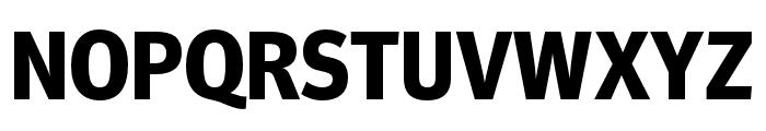 Meta Headline Pro Comp Bold Font UPPERCASE