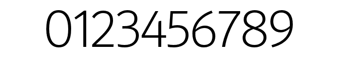 Meta Headline Pro Comp Light Font OTHER CHARS