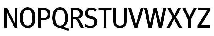 Meta Headline Pro Comp Font UPPERCASE