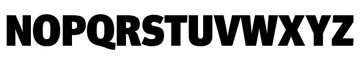 Meta Headline Pro Cond Black Font UPPERCASE