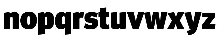 Meta Headline Pro Cond Black Font LOWERCASE