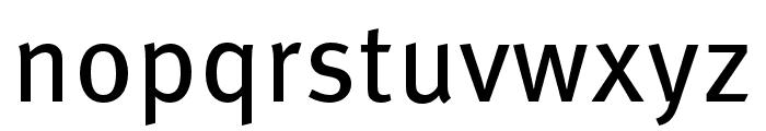 Meta Pro Book Font LOWERCASE
