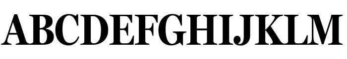 MillerHeadline Bold Font UPPERCASE