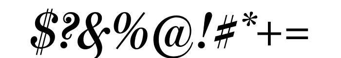 MillerHeadline SemiBold Italic Font OTHER CHARS