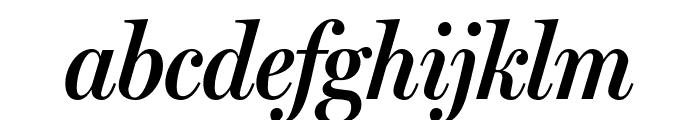 MillerHeadline SemiBold Italic Font LOWERCASE