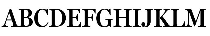 MillerHeadline SemiBold Font UPPERCASE