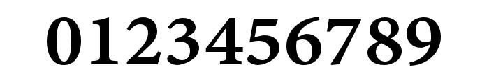 Minion 3 Caption Semibold Font OTHER CHARS