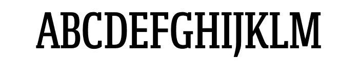 Mislab Std Compact Demi Font UPPERCASE