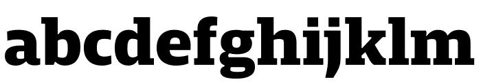 Mislab Std ExBold Font LOWERCASE