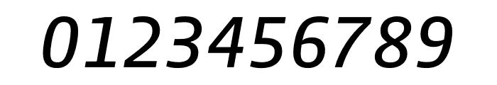 Mislab Std Italic Font OTHER CHARS
