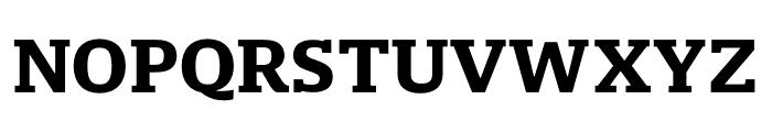Mislab Std Narrow Bold Font UPPERCASE