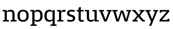 Mislab Std Narrow Regular Font LOWERCASE