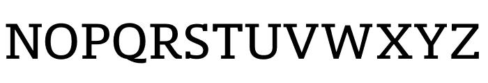Mislab Std Regular Font UPPERCASE