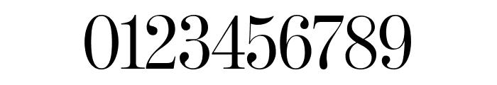 ModernoFBComp Light Font OTHER CHARS