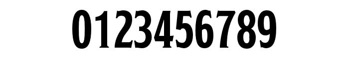 Modesto Condensed Regular Font OTHER CHARS