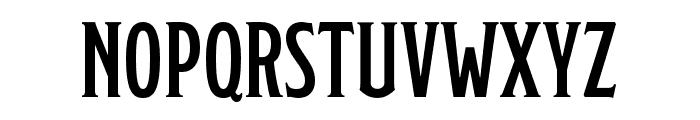 Modesto Text Light Font UPPERCASE