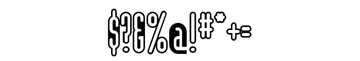 Modula Round OT Serif Regular Font OTHER CHARS