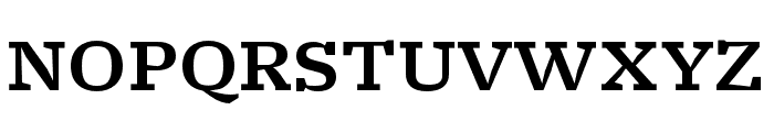 Molto Medium Font UPPERCASE