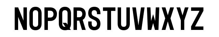 Mono45 Headline Regular Font LOWERCASE