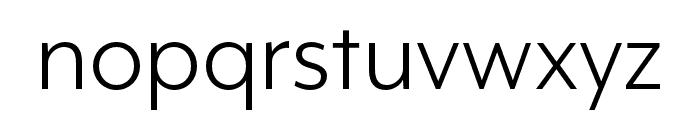 Mr Eaves XL Mod OT Book Font LOWERCASE
