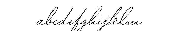 MrSheffield Pro Regular Font LOWERCASE