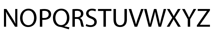 Myriad Devanagari Regular Font UPPERCASE