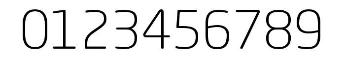Neo Sans W1G Light Font OTHER CHARS
