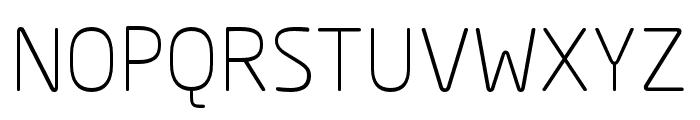 Neo Sans W1G Light Font UPPERCASE