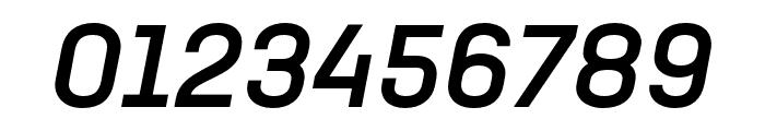 Neusa Next Std Compact Medium Italic Font OTHER CHARS